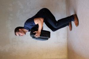 Kniebeuge mit Gewicht1
